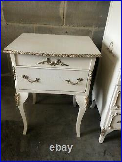 French style louis bedroom furniture