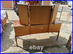 Stag Minstrel Dressing Table and Mirror Bedroom Furniture